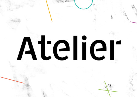 Design de logo et design graphique ©Lucie Baratte, 2018.